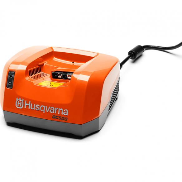 HUSQVARNA QC500 -akkulaturi