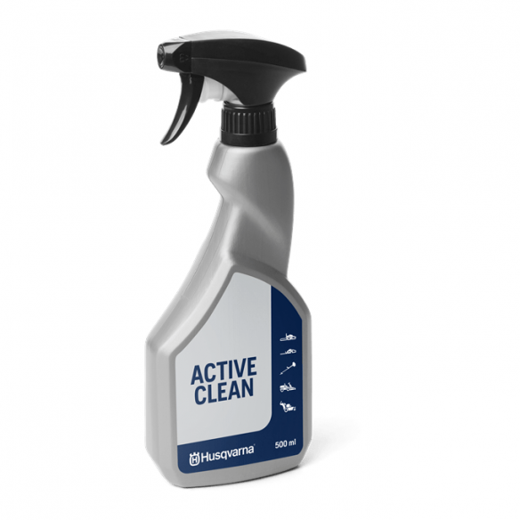 Husqvarna Pesuaine Activeclean Spray