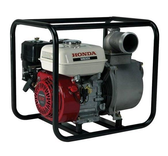 Honda WB30 vesipumppu