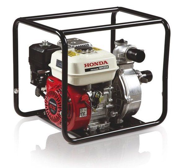 Honda WH20X vesipumppu