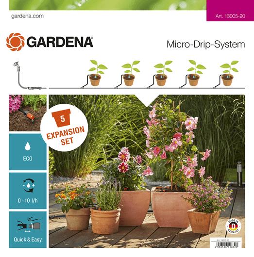 Gardena Micro-Drip laajennussarja M