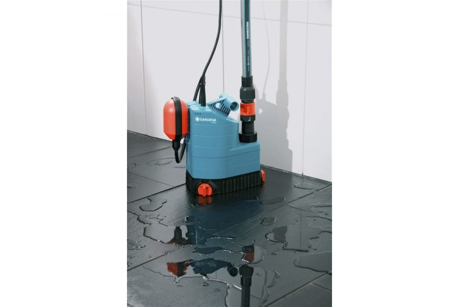 Gardena puhtaan veden pumppu 7000/C