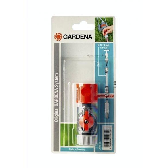 Gardena OGS-pikaliitin ja säätöventtiili